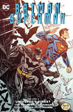 Image: Batman / Superman Vol. 06: Universe's Finest SC  - DC Comics