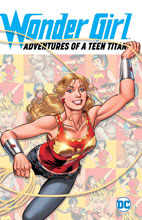 Image: Wonder Girl: Adventures of a Teen Titan SC  - DC Comics