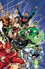 Image: Absolute Justice League: Origin HC  - DC Comics