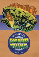 Image: Swamp Thing: The Bronze Age Omnibus HC  - DC Comics