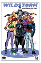 Image: Wildstorm: A Celebration of 25 Years HC  - DC Comics