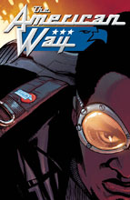 Image: American Way: Those Above and Those Below #1 - DC Comics - Vertigo