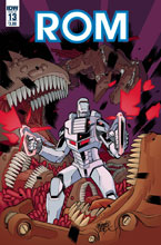 Image: Rom #13 (cover A - Lafuente) - IDW Publishing