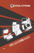 Image: Hasbro Presents: Revolution Complete HC  - IDW Publishing