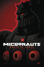 Image: Micronauts: Wrath of Karza #4 (cover B - Whalen) - IDW Publishing