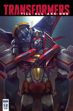 Image: Transformers: Till All Are One #12 (cover A - Pitre-Durocher)  [2017] - IDW Publishing
