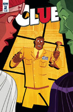 Image: Clue #2 (cover A - Charm) - IDW Publishing