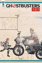 Image: Ghostbusters 101 #5 (cover A - Schoening) - IDW Publishing