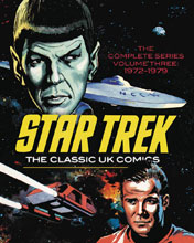 Image: Star Trek Classic UK Comics Vol. 03 HC  - IDW Publishing