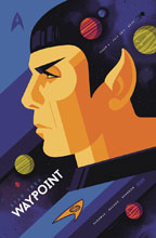 Image: Star Trek: Waypoint #6 (cover B - Whalen) - IDW Publishing