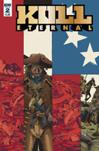 Image: Kull Eternal #2 (cover A - Pizzari) - IDW Publishing