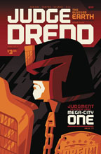 Image: Judge Dredd: Blessed Earth #4 (cover B - Whalen) - IDW Publishing