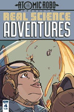 Image: Real Science Adventures: Flying She-Devils #4 (cover A - Scott Wegener) - IDW Publishing