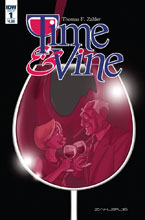 Image: Time & Vine #1 (cover A - Zahler) - IDW Publishing