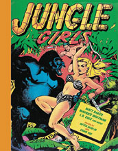 Image: Jungle Girls HC  - IDW Publishing