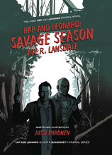 Image: Hap & Leonard: Savage Season SC  - IDW Publishing
