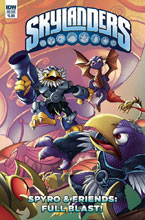 Image: Skylanders Spyro & Friends Quarterly: Full Blast  (cover A - Lawrence) - IDW Publishing