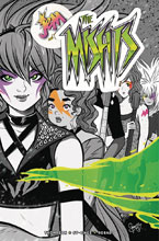 Image: Jem & the Holograms: The Misfits SC  - IDW Publishing