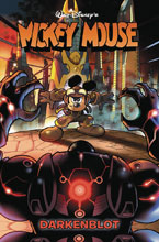 Image: Mickey Mouse: Darkenblot SC  - IDW Publishing