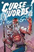 Image: Curse Words Vol. 01 SC  - Image Comics