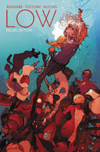 Image: Low Deluxe Vol. 01 HC  - Image Comics