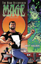 Image: Mage Vol. 01: A Hero Discovered Vol. 01 SC  - Image Comics