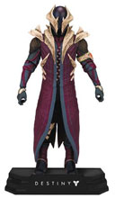 Image: Destiny 7-inch Kings Fall Warlock Action Figure Case  - Tmp Toys / Mcfarlane's Toys