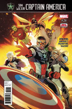 Image: Captain America: Sam Wilson #24 (SE) - Marvel Comics