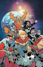 Image: Mighty Captain Marvel #7 (SE) - Marvel Comics