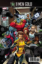 Image: X-Men Gold #7 - Marvel Comics