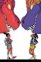 Image: Moon Girl and Devil Dinosaur #21 - Marvel Comics
