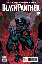 Image: Black Panther #16 - Marvel Comics