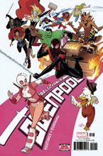Image: Gwenpool, the Unbelievable #18 - Marvel Comics