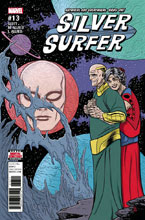 Image: Silver Surfer #13 - Marvel Comics