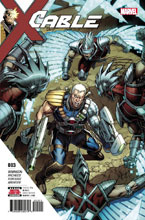 Image: Cable #3 - Marvel Comics