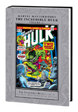 Image: Marvel Masterworks: Incredible Hulk Vol. 11 HC  - Marvel Comics