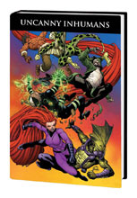 Image: Uncanny Inhumans Vol. 02 HC  - Marvel Comics