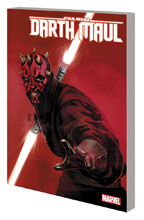 Image: Star Wars: Darth Maul SC  - Marvel Comics