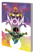 Image: Nova: Resurrection SC  - Marvel Comics