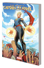 Image: Mighty Captain Marvel Vol. 01: Alien Nation SC  - Marvel Comics