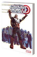 Image: Captain America: Sam Wilson Vol. 05 - End of the Line SC  - Marvel Comics