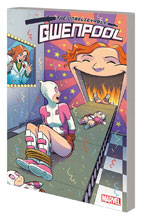 Image: Unbelievable Gwenpool Vol. 03: Totally in Continuity SC  - Marvel Comics
