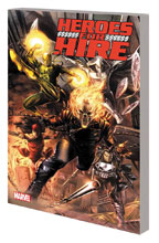 Image: Heroes for Hire: Abnett and Lanning Complete Collection SC  - Marvel Comics