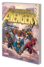 Image: New Avengers by Brian Michael Bendis Complete Collection Vol. 07 SC  - Marvel Comics