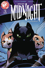 Image: Herocats: Midnight Over Steller City Vol. 2 #2 - Action Lab Entertainment