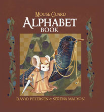 Image: Mouse Guard: Alphabet Book HC  - Boom! Studios