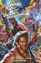 Image: Big Trouble in Little China & Escape from New York SC  - Boom! Studios