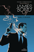 Image: James Bond: Kill Chain #1 (cover A - Smallwood)  [2017] - Dynamite