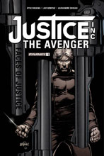 Image: Justice Inc. The Avenger #1 (cover A - Mandrake)  [2017] - Dynamite