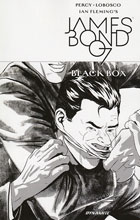 Image: James Bond Vol. 02 #5 (Masters b&w incentive cover - 05041) (10-copy) - Dynamite